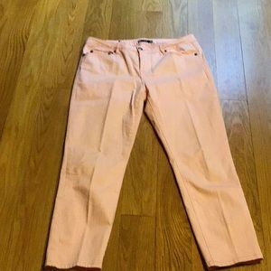 Tru Luxe Pink Jeans size 12